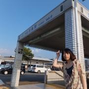 01京阪三条駅6番出口を地上に上がります~